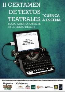 Certamen teatro-cuenca-escena