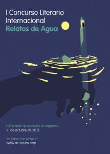 concurso literario internacional relatos agua