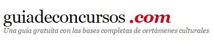 Guiadeconcursos.com – Concursos literarios y culturales