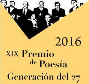 Premio poesía generacion 27